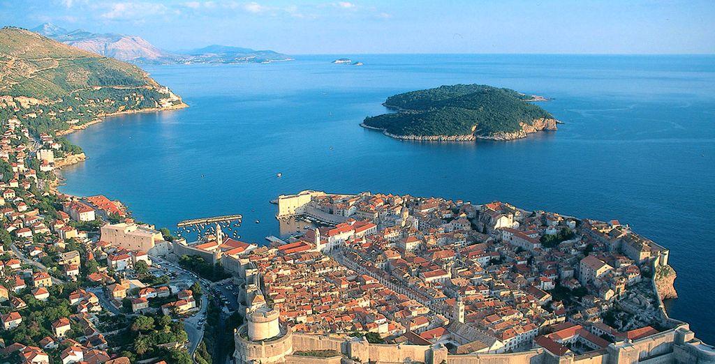 Découvrez Dubrovnik au travers d'une excursion d'une journée incluse