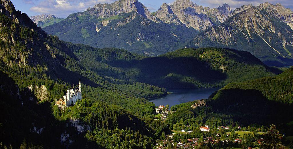 Genießen Sie einen außergewöhnlichen Urlaub in Bayern mit Voyage Privé