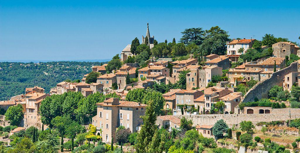 Envie d'un pied-à-terre dans le Sud de la France? - Résidence les 4 Soleils Bonnieux