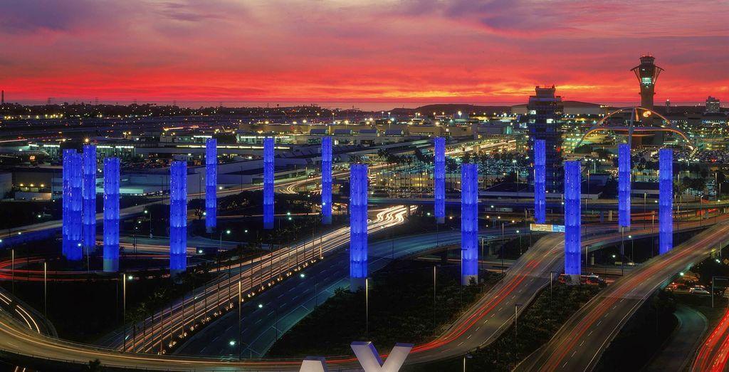 Tout commence à Los Angeles pour la conquête de la cité des Anges