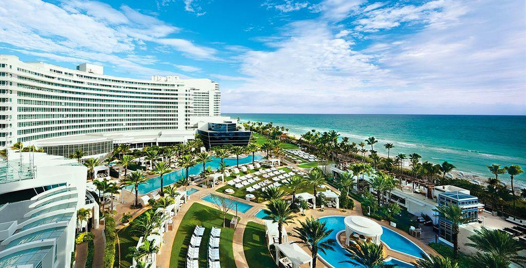 Hôtel Fontainebleau Miami Beach 5*