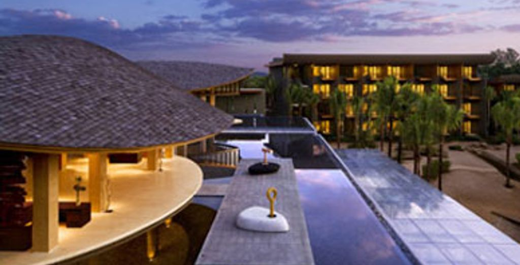 - Marriott Renaissance Phuket Resort & Spa ***** - Phuket - Thaïlande Phuket