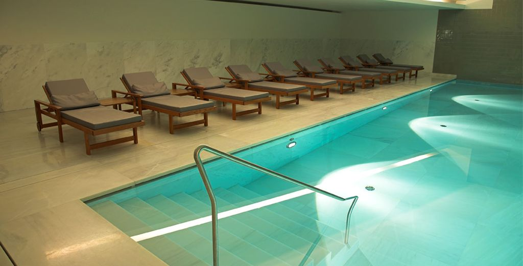 Et au Spa thermal moderne