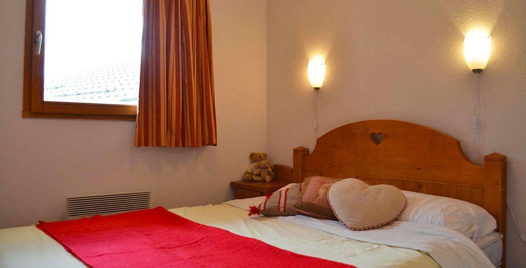 Et de chambres cosy et confortables