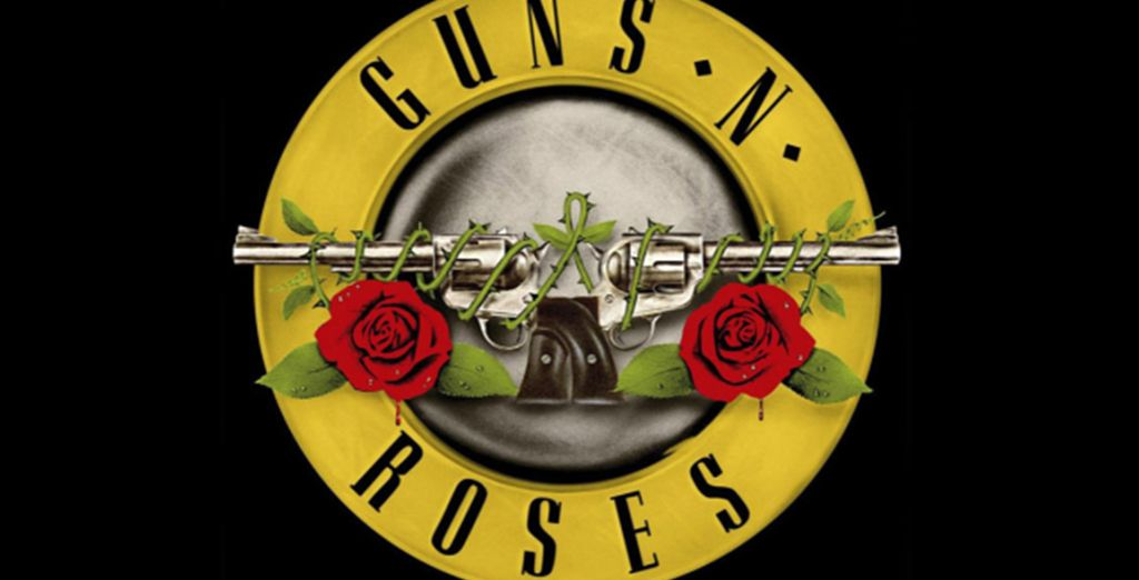 Ou encore le groupe Guns'N'Roses