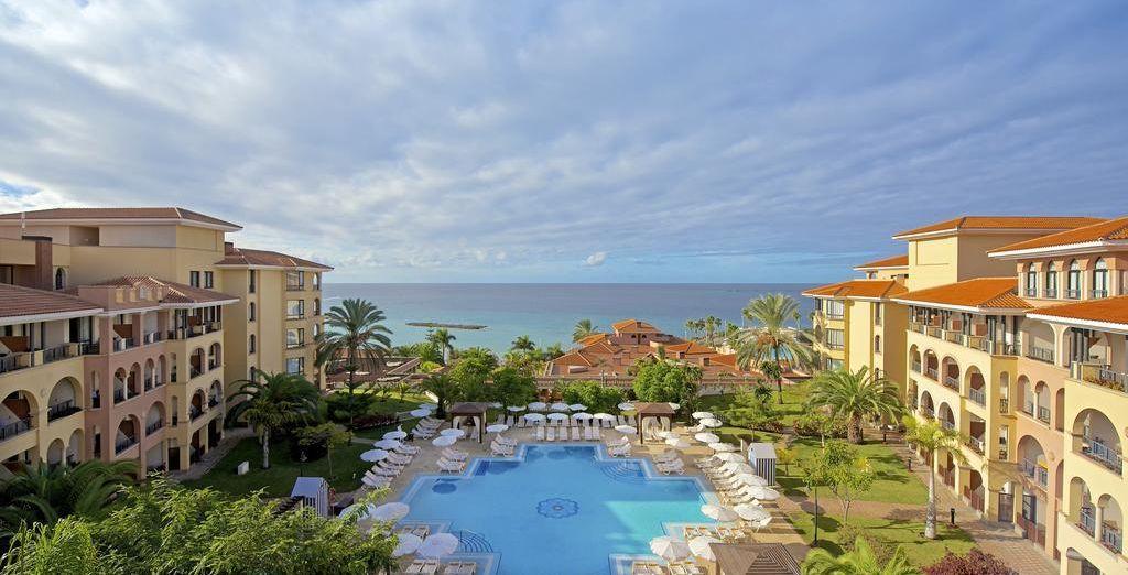 Posez vos valises à l'Iberostar Anthelia  - Hôtel Iberostar Anthelia 5* Santa Cruz de Tenerife