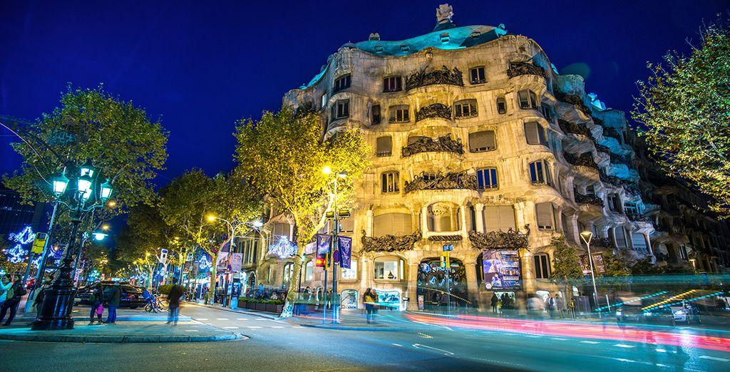 Entre la Casa Batllo et la Pedrera... - Sixty Two Barcelona 4* Barcelone