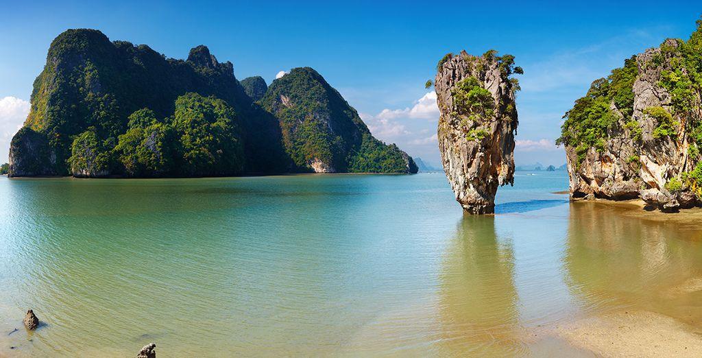Profitez-en pour découvrir la Thailande