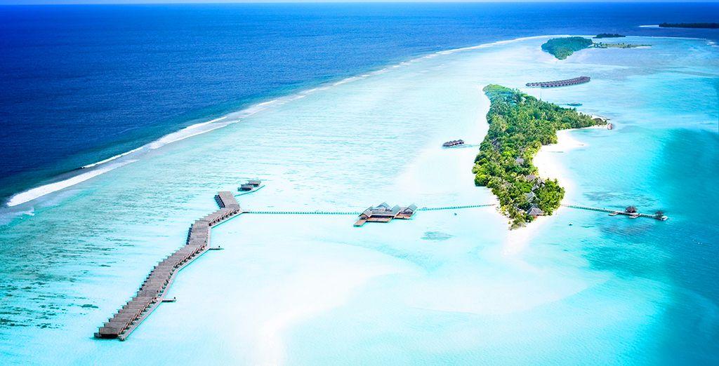 Les Maldives vous attendent...