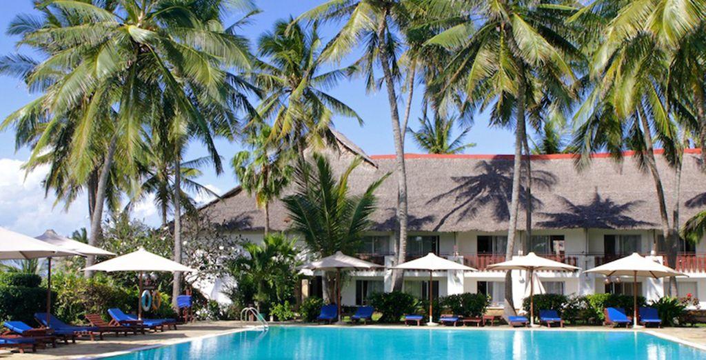 Hôtel Voyager Beach 4* et Safari Luxe O'Africa en 7 ou 9 nuits