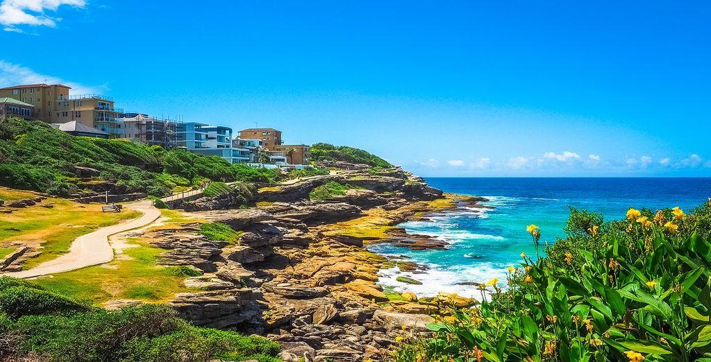 Passez un séjour sur les plages paradisiaques d'Australie