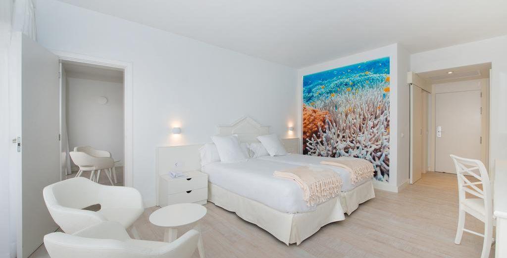 Iberostar fuerteventura palace 5 voyage priv jusqu 39 70 for Chambre communicante
