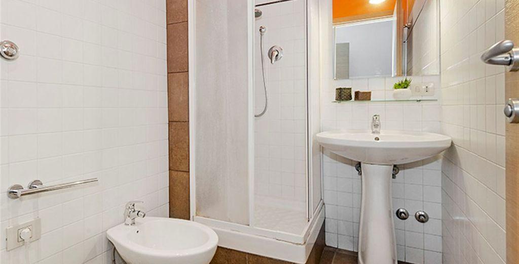 Appartement 7 : La salle-de-bains