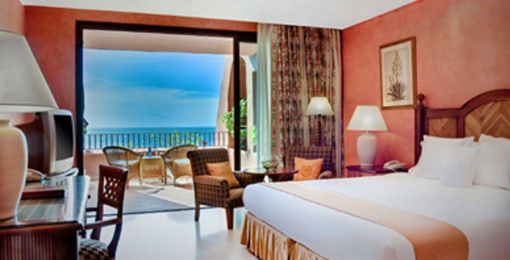 - Hôtel Sheraton La Caleta Resort & Spa ***** - Adaje - Ténérife Tenerife South