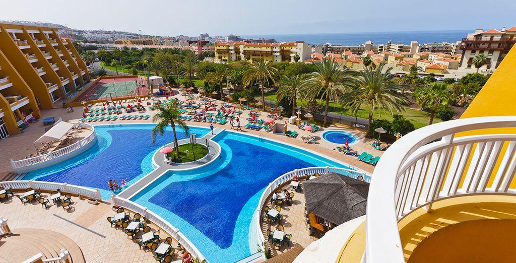 Vous connaissez l'île de Tenerife?