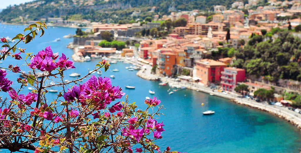 Difficile de résister à la beauté de la Côte d'Azur, n'est-ce pas ?