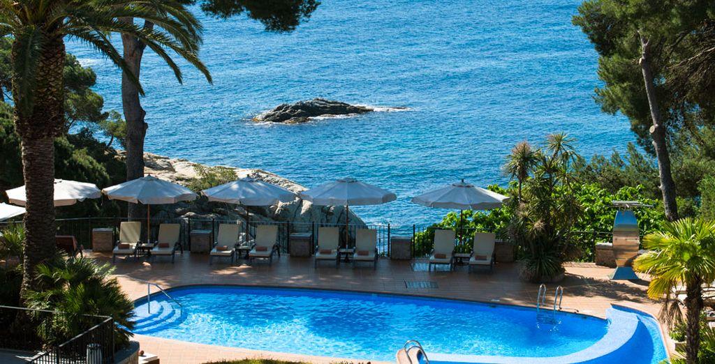 Succombez au charme de l'hôtel Sallés Cala Del Pi
