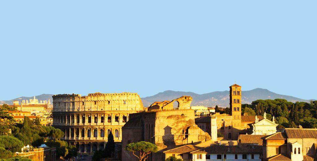 Benvenuto a Roma !