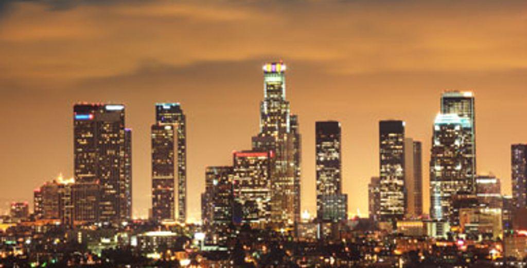 - Vols British Airways - France / Los Angeles / France - 7 ou 10 nuits sur place - Los Angeles - Etats-Unis Los Angeles