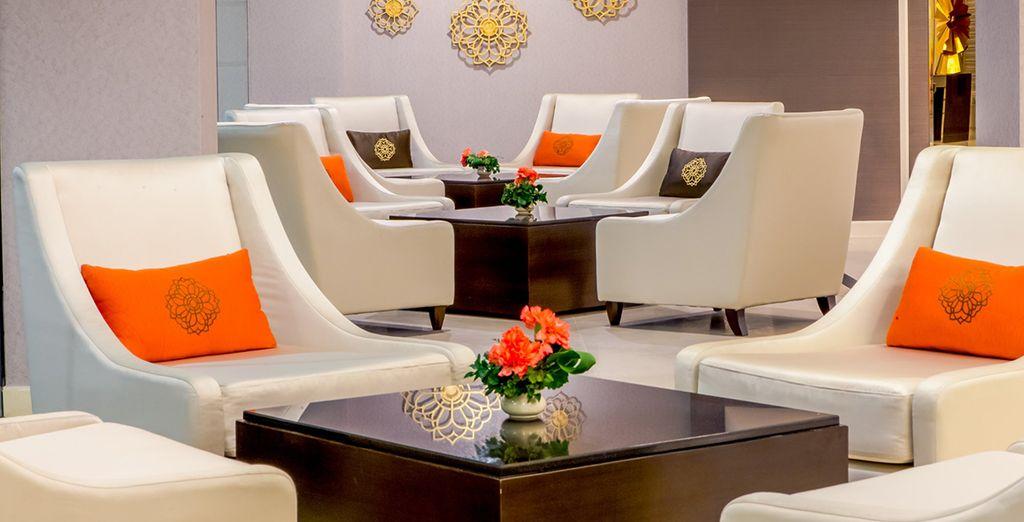Votre hôtel le Mandarin by Center Point 4*