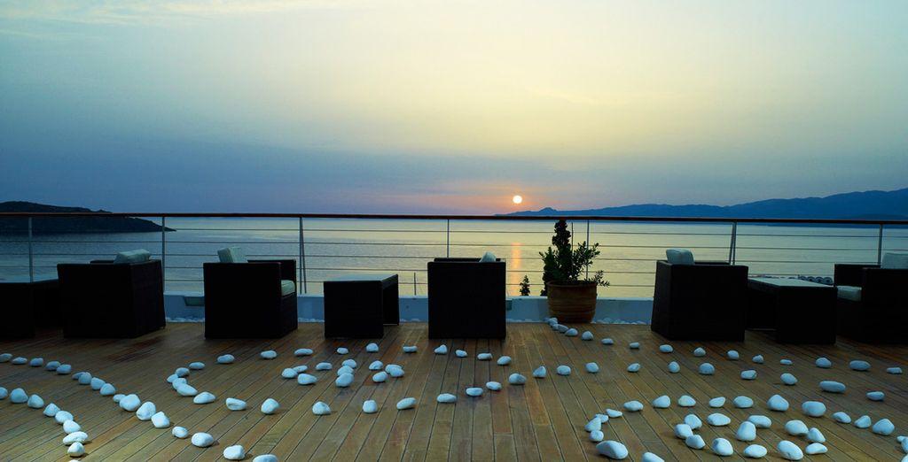 Vivez des instants magiques dans la baie d'Elounda - Hôtel Elounda Ilion **** Elounda