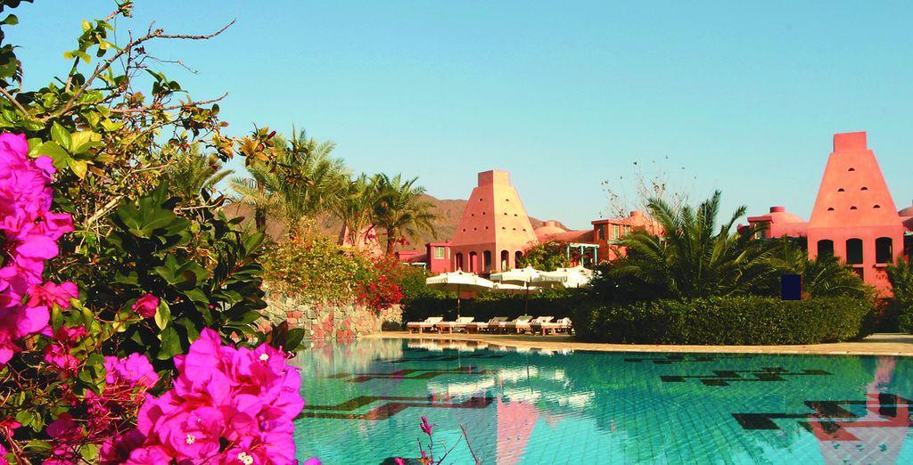 Au splendide Hyatt Regency Resort