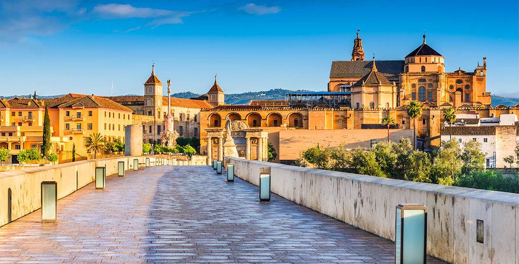Photographie de l'Andalousie en Espagne