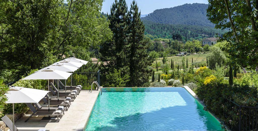 Les Lodges Sainte Victoire Hotel & Spa 4*