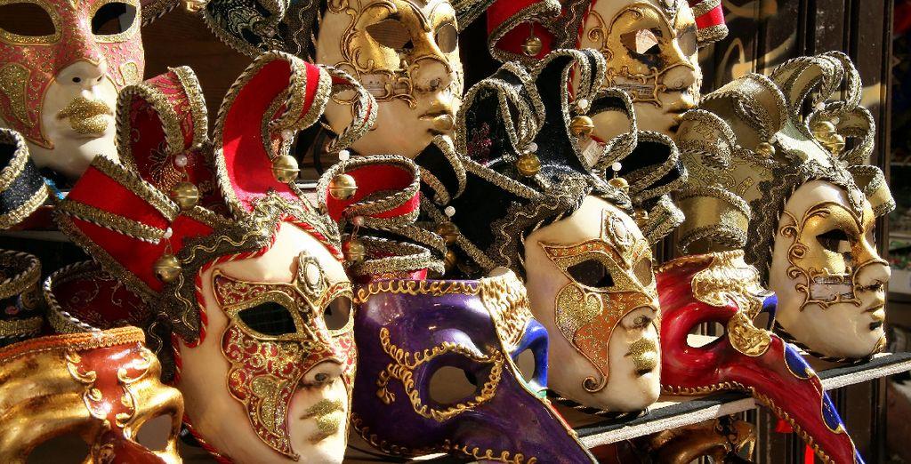 Fêtez le carnaval vénitien d'Annecy du 28 février au 1er mars 2015...