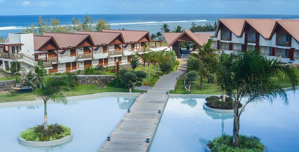 Akoya Hôtel & Spa 5* avec Voyage Privé