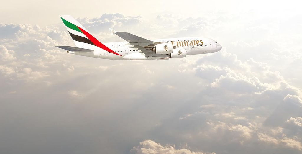 Craquez pour la classe Affaires Emirates
