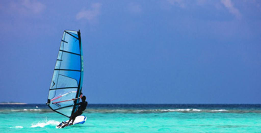 - Hilton Maldives Iru Fushi Resort & Spa ***** - Male - Maldives Malé