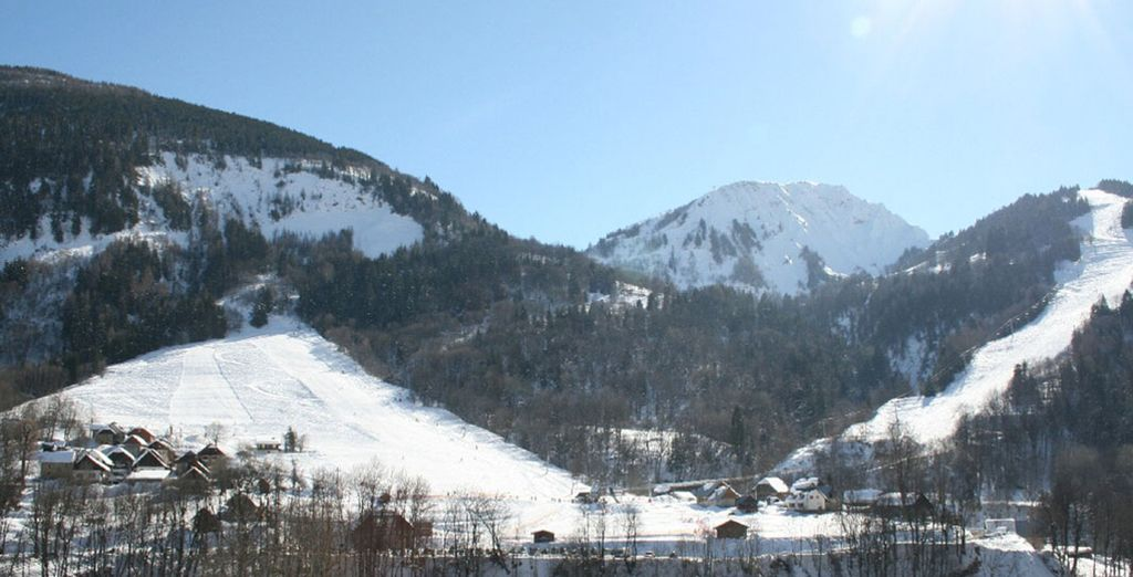 Bienvenue en Savoie, à Saint Colomban des Villards - Les chalets de Belledonne Saint Colomban les Sybelles