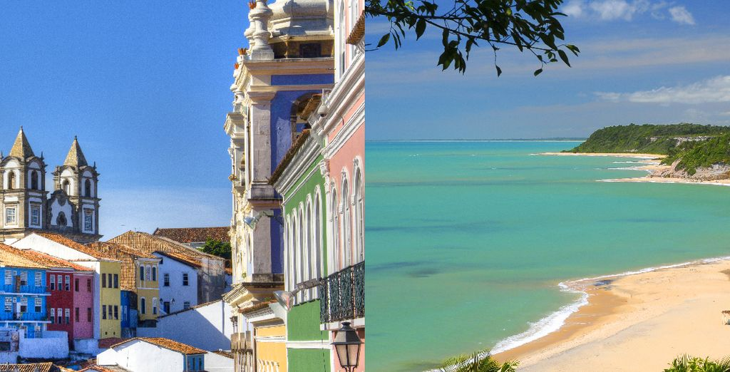 Offrez-vous une évasion découverte & détente au Brésil