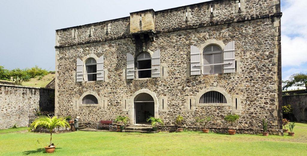 Guadeloupe : Fort-Napoléon