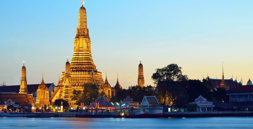 Tout commence à Bangkok - Circuit  Parfums Thaïs - 10 jours et 7 nuits Bangkok