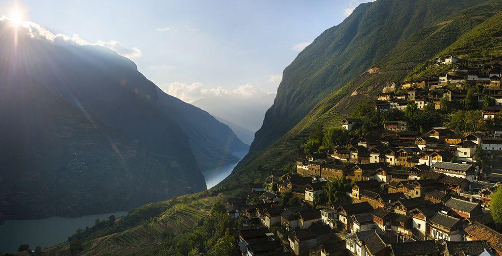Qui vous ouvre les portes des paysages grandioses du Yunnan