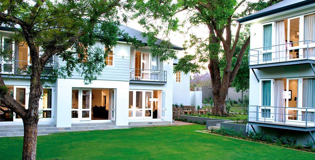 Installez-vous à l'AtholPlace Hôtel, un superbe Relais & Châteaux