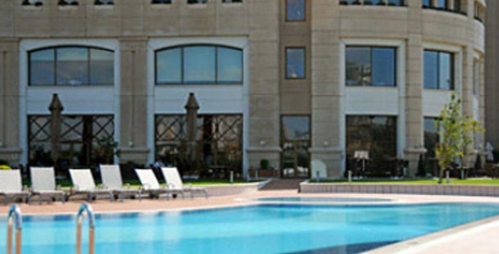 - Hôtel Marriott Asia ***** - Istanbul - Turquie Istanbul
