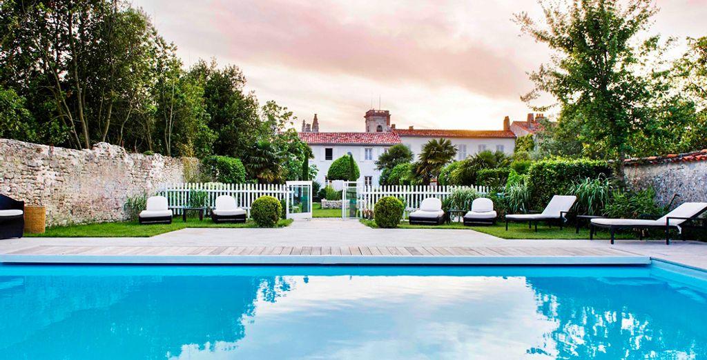 Villa Clarisse 4*
