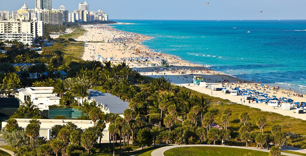 South Beach, plage mythique de Miami
