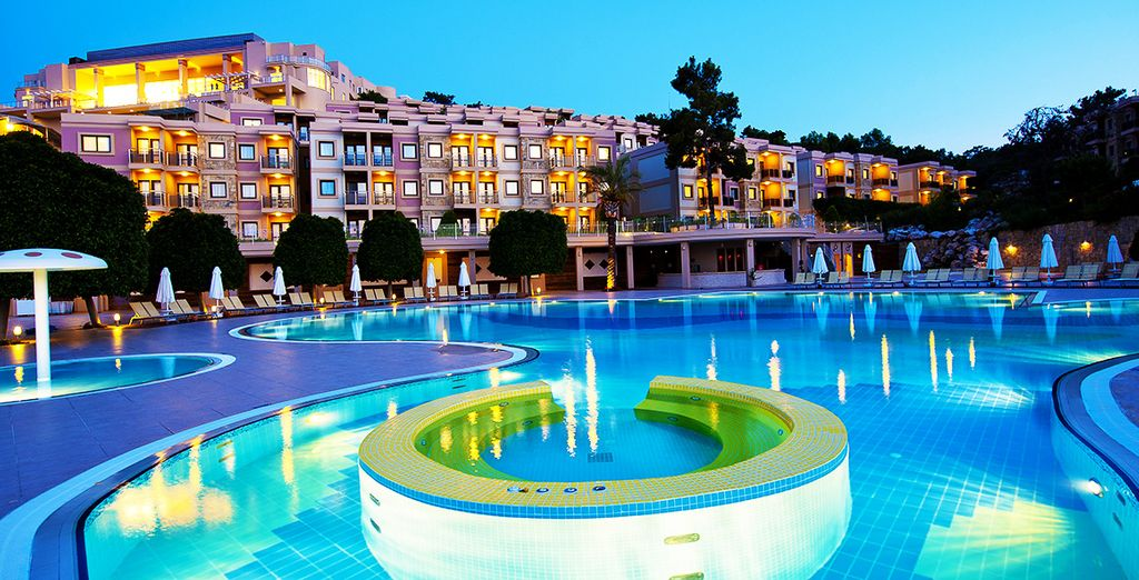 Offrez-vous un splendide séjour en Turquie ! - Hilton Bodrum 5* Bodrum