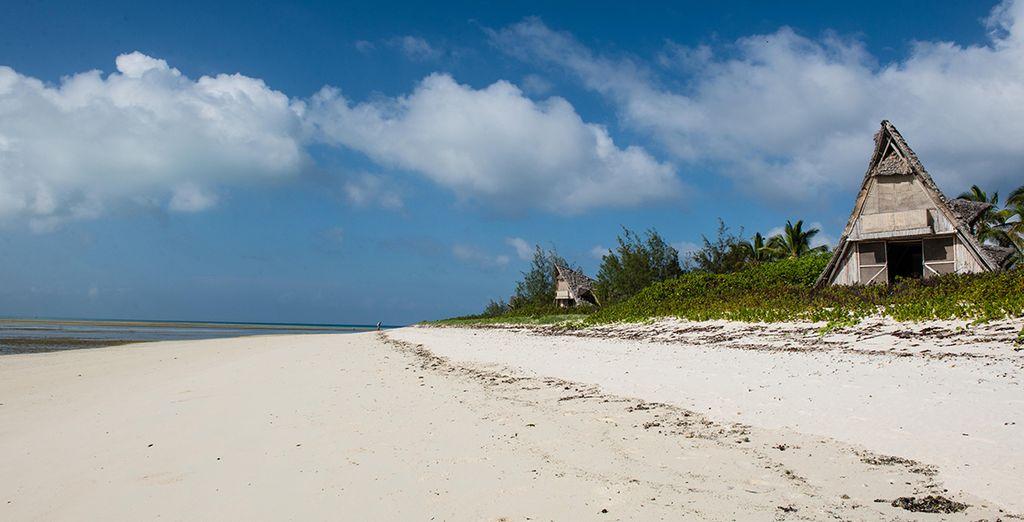 Une île paradisiaque préservée et isolée