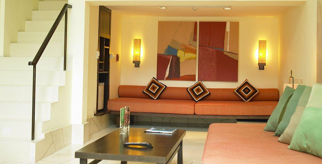 Ou en Pool Villa spacieuse...