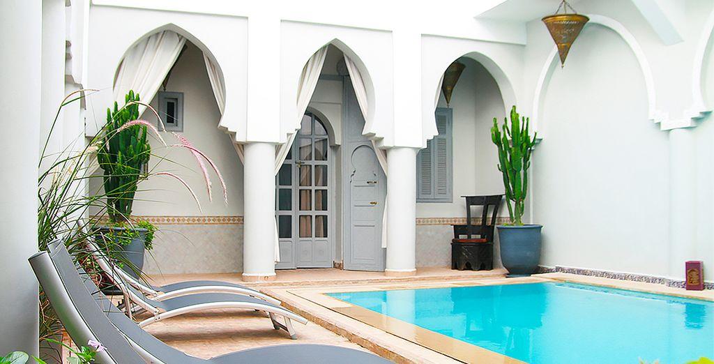 Laissez-vous envoûter... - Riad Shemsi Marrakech