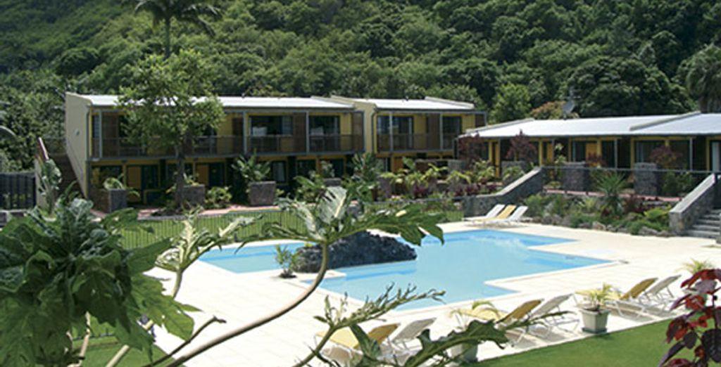 Le Dimitile Hotel 4*