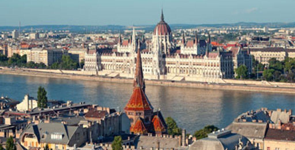 - Danubius Hotel Astoria **** - Budapest - Hongrie Budapest