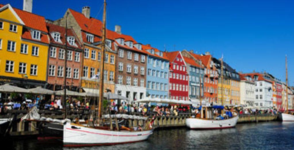 - Hôtel Kong Arthur ****  Copenhague