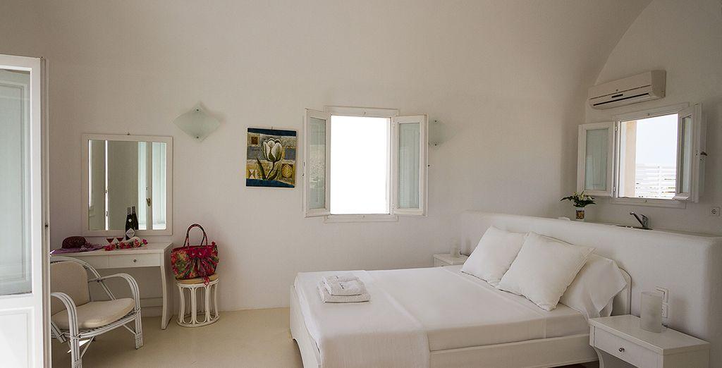 La White Suite...