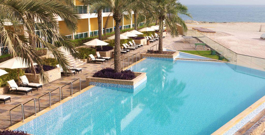 Découvrez le Radisson Blu Resort Fujairah